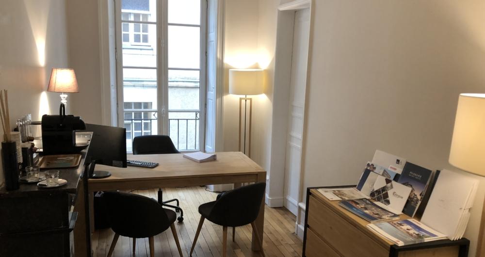 Nouveaux bureaux